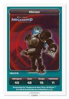 TCG - DREAMWORKS CARREFOUR - 160 - Megamind - Minion - Disney