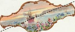 1893-1894 étiquette Boite à Cigare Havane MARION - Etiquettes