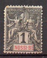 Col11   Nossi Bé  N° 27 & 28  Neuf Sans Gomme Cote 3,75 Euros - Nossi-Bé (1889-1901)