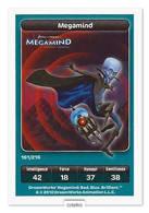 TCG - DREAMWORKS CARREFOUR - 161 - Megamind - Disney