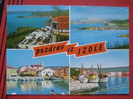 """Izola / Isola D'Istria - Mehrbildkarte """"Pozdrav Iz Izole"""" - Slovenia"""