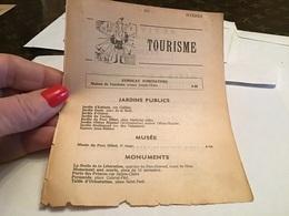 Hyeres   Tourisme Jardin Public Musée Monument Activité Hier Agencement De Magasins ébénisteries Dar - France