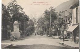 LUCHON  Allée D' Etigny - Luchon