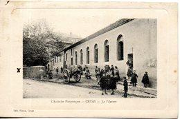 07. Cruas. La Filature - France