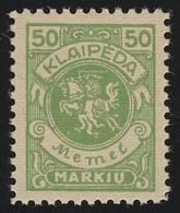 Memel 145 ** - Klaipeda
