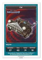 TCG - DREAMWORKS CARREFOUR - 162 - Megamind - Car - Disney