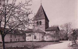 Eglises Vaudoises, Saint Sulpice (8751) - VD Vaud