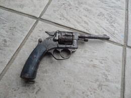 D'origine Française/De Fouille/Pistolet Du Mdle 92/Typique 1er  WW/A Voir§ - Armes Neutralisées