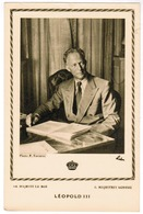 Leopold III,z. Majesteit De Koning (pk52929) - Familles Royales