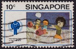 SINGAPORE 1979 10c International Year Of The Child - USED @E3266 - Singapore (1959-...)