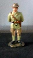 Soldats De Plomb, Armée Australienne 1915, 1 Figurine - Soldats De Plomb