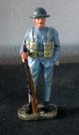 Soldats De Plomb, Armée Portugaise 1918, 1 Figurine - Soldats De Plomb