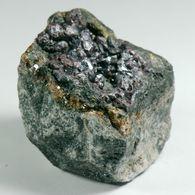 Mineral - Proustite (Uchucchacua Mine, Oyón Province, Lima Department  Perù) - Lot. 5 - Minéraux