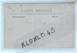 69 Bron ( Rhone ) - Les Essarts - Hôtel Pension Bellevue - Vue D'ensemble Prise Prairie - CPA B. F. Paris Généalogie - Bron