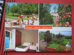 "Ankaran / Ancarano - Mehrbildkarte ""Hotel Adria Ankaran"" - Slovénie"