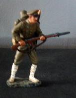 Soldats De Plomb, Armée Bulgare 1918, 1 Figurine - Soldats De Plomb