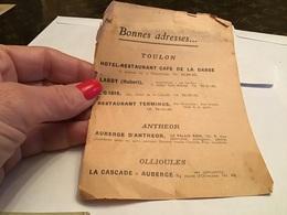 Bonne Adresse Toulon Ollioules Restaurant Terminus Antheor - France