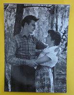Coppia Innamorati Cartolina  Vera Fotografia - Coppie
