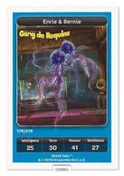 TCG - DREAMWORKS CARREFOUR - 176 - Gang De Requins - Enrie & Bernie - Disney