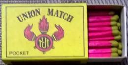 Union Match - Boites D'allumettes