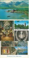 3 CPM  Irland  Dublin & Lough Inagh Co Galway - Dublin