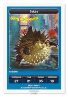 TCG - DREAMWORKS CARREFOUR - 177 - Gang De Requins - Sykes - Disney
