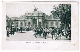 Brussel, Bruxelles, Gare Du Midi (pk52933) - Spoorwegen, Stations