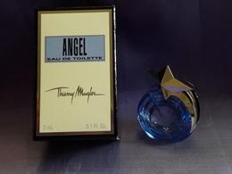 **Angel Mugler** Neuve {forme Ronde, Moins Courante} 3ml EDT - Miniatures Modernes (à Partir De 1961)