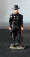 Soldats De Plomb, Armée Belge 1914, 1 Figurine - Soldats De Plomb