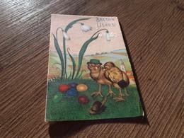 Postcard - Croatia, NDH, Easter   (27294) - Croatie