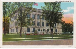 South Dakota Huron Court House - Verenigde Staten