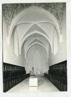 CHRISTIANITY  - AK 342645 Chartreuse De La Valsainte - Intérieur De L'église - Eglises Et Couvents