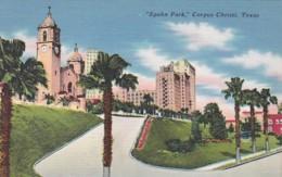Texas Corpus Christi Spohn Park - Corpus Christi