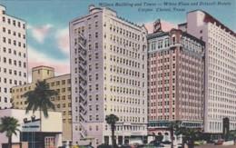 Texas Corpus Christi Wilson Building And Tower - Corpus Christi