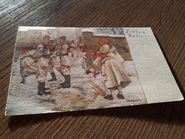 Postcard - Croatia, NDH, Christmas, Tomerlin   (27296) - Croatie