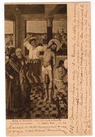 Brussel, Bruxelles, Ancienne Ecole Allemande, De Christ A La Colonne, L Lagaert (pk52936) - Musea