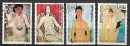 GUINEE  EQUATORIALE    -    Peintures    /    Picasso  /  Modigliani  /  Matisse  Padua  -    Oblitérés - Guinée Equatoriale