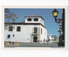 REPUBLIQUE DOMINICAINE - CASA DEL TOSTADO - CARTE COULEUR - ANIMEE CALECHE - VOYAGEE EN 2005 - Cartes Postales
