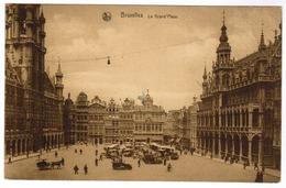 Brussel, Bruxelles, La Grande Place (pk52937) - Places, Squares