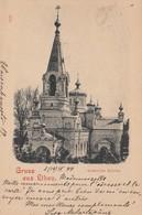 Libau Liepaja - Russische Kirche , Russian Church 1899 - Lettonie