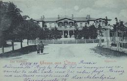 Libau Liepaja - Das Kurhaus 1899 - Lettonie