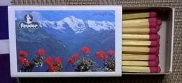 Jungfrau En Suisse - Boites D'allumettes