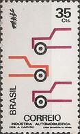 BRAZIL - INDUSTRIAL DEVELOPMENT, MOTOR VEHICLE INDUSTRY (35 CTS) 1972 - MNH - Brazil