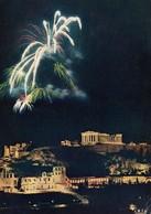 Athens - Firework - Grèce