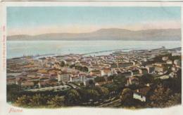 Fiume Vue Generale 1904 (LOT A7) - Croatie
