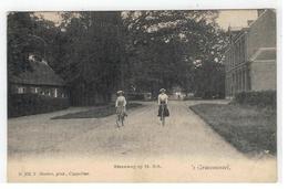 's Gravenwezel  Steenweg Op St.Job  N.272.F.Hoelen,phot.,Cappellen (kleineplooi Re Onder) - Schilde