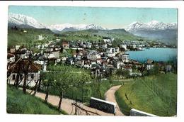 CPA - Carte Postale -Suisse - Tessin - Lugano - Paradiso-1909  S4987 - TI Tessin
