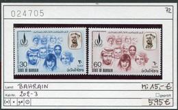 Bahrain - State Of Bahrain - Michel 202-203 - ** Mnh Neuf Postfris - Bahrein (1965-...)