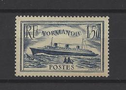 FRANCE  YT  N° 299   Neuf **  1935 - France