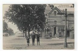 's Gravenwezel  Hôtel De La Grotte 1912  Uitg.Daems,'s Gravenwezel - Schilde